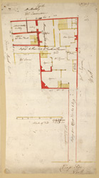[Plan of property on Cheapside] 125-C